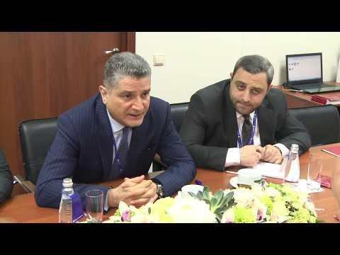 Igor Dodon a avut o întrevedere cu Tigran Sarkisyan