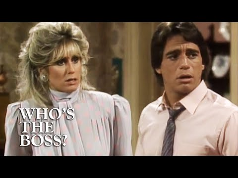 Tony and Angela Celebrate Thanksgiving | Who's The Boss?