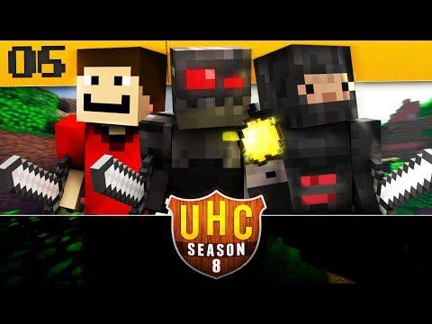 Minecraft Cube UHC Season 8: Episode 6