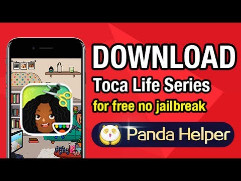 How to download Toca Life Series for free on iOS devices without jailbreak