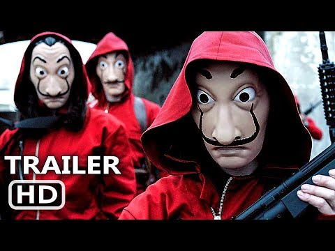 MONEY HEIST 4 Trailer (2020) Netflix Series HD
