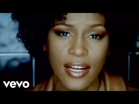 Whitney Houston- My Love is Your Love