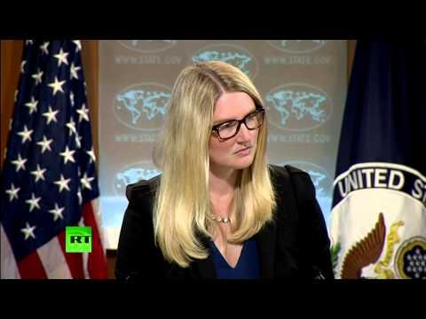Госдеп США выдвигает обвинения против ополченцев