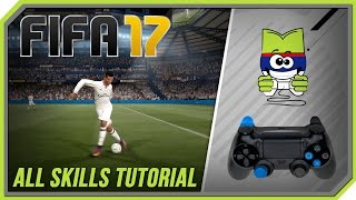 Around 70 skills in my Fifa 17 All Skills Tutorial  New Skills Moves and Unlisted Skills  for PS3 and PS4. Include all listed and unlisted skills. If you like it click the LIKE button! Don't upload this video on other youtube channels, please respect my work. Thanks!Trucos y Habilidades Tutorial►Like me on facabook:https://www.facebook.com/maremastutorialsFollow me on twitter:https://twitter.com/maremas_►Tutorial Contain:NEW:Okocha Sombrero FlickV Drag BackNeymar Step OverFake PassBolasie FlickRabona ShotBall JuggleFoot FakeBody FeintStep Over/Reverse Step OverDrag BackBall RollHeel FlickFlick UpRouletteFake Right & Go LeftBall HopHeel to Heel FlickSimple RainbowAdvanced RainbowFeint Right And Exit LeftSpinStop And TurnBall Roll CutElastico/Reverse ElasticoQuick Ball RollsHocus PocusTriple ElasticoBall Roll And FlickSombrero FlickTurn And SpinBall Roll FakeRabona FakeElastico ChopLaces Flick UpSombrero Flick BackwardSombrero Flick At The SideAround The WorldIn Air ElasticoReverse In Air ElasticoFlick Up For VolleyT. Around The WorldChest FlickDouble Touch ExitDouble Touch SpinScoop TurnRonaldo ChopHeel Flick TurnAlternative Elastico ChopReverse Toe BounceDouble Around The WorldHoop The WorldJuggling RainbowWaka WakaDouble Touch ExitReverse StepOverFancy Drag BackRabona CrossHenry PassHocus Pocus PassScoop PassFancy PassThe Spin PassNo Touch DriblingBackHeel PassBall LiftFancy Shot► My tutorials:PES 2017 Advanced Shooting Tutorialhttps://youtu.be/xW6xWr1iMNcPES 2017 Free Kick Tutorial [PS3, PS4]https://youtu.be/TQ4DUbCa9Z8PES 2017 Free Kick Tutorial [Xbox 360, Xbox One]https://youtu.be/8Fhug7zgtE4PES 2017 Rabona Tutorial [PS4]https://youtu.be/2NUFn0rFmjgPES 2017 Rabona Tutorial [Xbox One]https://youtu.be/u-jqkrBXZaIPES 2017 Tricks and Skills Tutorial [Xbox One, Xbox 360, PC]https://youtu.be/KcbKDDEVKwQPES 2017 Tricks and Skills Tutorial [PS4, PS3]https://youtu.be/Ze5Ayt9h-uQPES 2016 Tricks and Skills Tutorial [Xbox One, Xbox 360, PC]https://youtu.be/37b5H8iDghQPES 2016 Tricks and Skills Tutorial [PS4, PS3]https://youtu.be/EJb_fYiI7q4Fifa 16 Unlisted Skills Tutorial [Xbox 360, Xbox One, PC]https://youtu.be/4WexV9eBf1YFifa 16 Unlisted Skills Tutorial [PS3, PS4]https://youtu.be/5AxnUQnwGM4Fifa 16 Listed Skills Tutorial [Xbox One, Xbox 360, PC]https://youtu.be/EZjcNjsf_6QFifa 16 Listed Skills Tutorial [PS4, PS3] https://youtu.be/lQ4Jf0Fix5QFifa 16 New Skills Tutorial PS4 https://youtu.be/Gm5AVqTBW9MFifa 16 New Skills Tutorial Xbox One https://youtu.be/DqgXE4zy95ghttps://www.youtube.com/watch?v=e5SZT21mXd0PES 2015 Free Kick Tutorialhttps://youtu.be/SQo5aNqSf-APES 2015 Tricks and Skills Tutorial [Xbox One, Xbox 360, PC] https://youtu.be/l5F6zHf9rLkPES 2015 Tricks and Skills Tutorial [PS4, PS3] https://youtu.be/EvqSK1dv9HgFifa 15 Skills Tutorial HD [PS4, PS3] https://youtu.be/_wabL0aijosFifa 15 Skills Tutorial HD [Xbox One, Xbox 360, PC] https://youtu.be/sWvx3Ueb7BE----------------------------------------------------------►Outro SongDisco Sting by Kevin MacLeod is licensed under a Creative Commons Attribution license (https://creativecommons.org/licenses/by/4.0/)Source: http://incompetech.com/music/royalty-free/index.html?isrc=USUAN1100363Artist: http://incompetech.com/Buy cheapest games only at g2a: https://goo.gl/0UJB3l  and Instant Gaming: https://goo.gl/Q4aN79