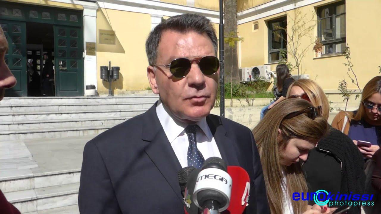 Δηλώσεις του συνηγόρου του εκδότη που συνελήφθη για υπόθεση εκβιασμών
