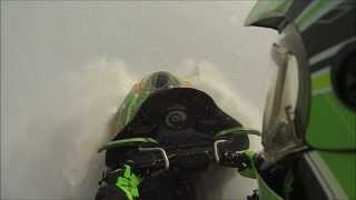 8. arctic cat f7 sno pro movie