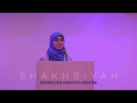 Farah Ahmed, ISF Director Of Education Speech - 19/12/2015