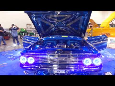 lowrider car show las vegas 2013