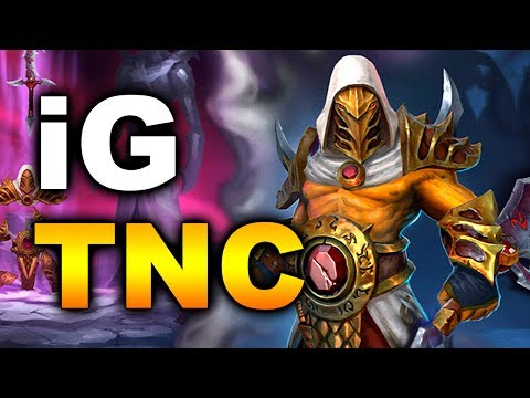 iG vs TNC - New Roster! - SL i-League 2 DOTA 2