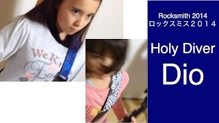 Here is Audrey (12) and Kate (6) playing Rocksmith - Holy Diver - Dio!!! LOVE this song!!! Had so much FUN!!! Thanks so much for...