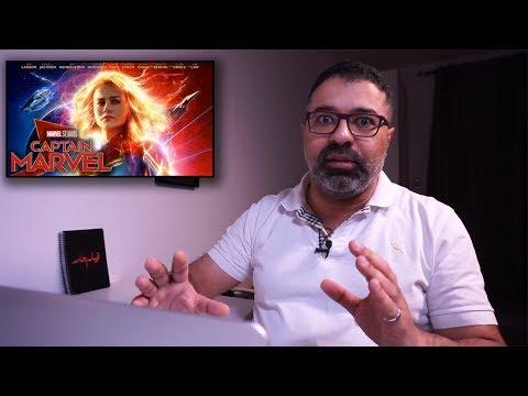 """انطباعات """"فيلم جامد"""" عن الإعلان التشويقي الثاني لـ Captain Marvel"""
