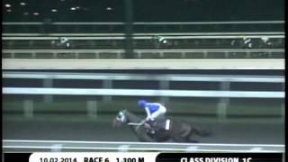 RACE 6 QUEEN OF CLASS 10/02/2014