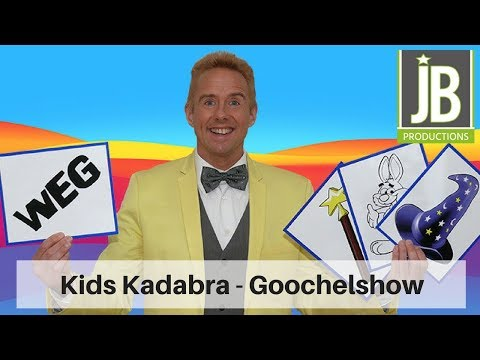 Video van Kids Kadabra - Goochelshow | Kindershows.nl