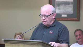 Ralph Dunnigan asking City Hall to re-consider public event policy and fees