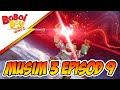 foto BoBoiBoy Musim 3 Episod 9: ScamBot vs SampahBot Borwap