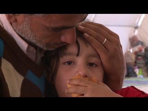 Turquie : L'exil de Faysal depuis Kobané en Syrie