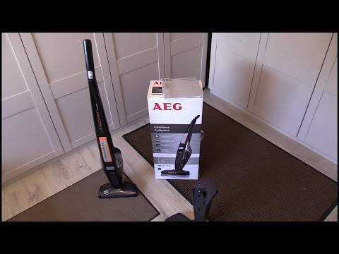 AEG ECO Li 50 UltraPower AG 5020 Handstaubsauger - TEST