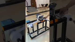 Valid Magnetics Displacement Correction Device EPC series For Masks Production Machines youtube video