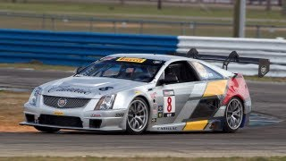 Cadillac CTS-V World Challenge Rips Up Detroit GP - /SHAKEDOWN