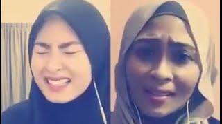 Video Siti nordiana terkejut dengar suara wany hampir sama dengan suaranya!! MP3, 3GP, MP4, WEBM, AVI, FLV Desember 2018