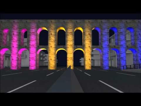 Bozdoğan Kemerleri Aydınlatma Tasarımı - Aydınlatio | Mimari Aydınlatma Tasarımı