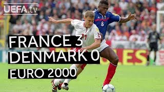 Download Video Glorious FRANCE see off DENMARK en route to EURO 2000 victory MP3 3GP MP4