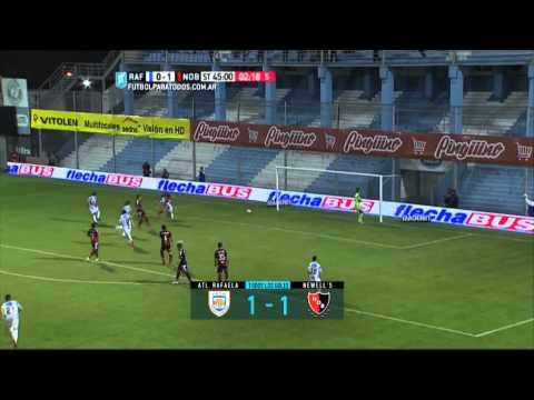 Todos los goles. Fecha 21. Primera División 2015. FPT.
