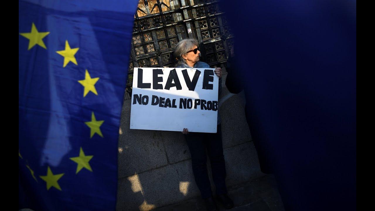 ΕΕ: Πιθανότερο από ποτέ το άτακτο Brexit