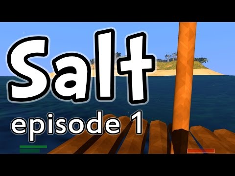 Salt - Let's play SALT! In this episode, we find ourselves naked and afraid on Newbie Island! After a quick look around, we get started on our journey of discovery ...