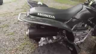 6. 2012 Honda TRX250 ATV