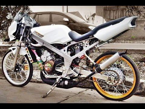 Top modifikasi ninja ss drag