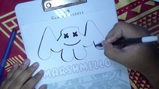 download lagu download musik download mp3 HOW TO DRAW MARSHMELLO LOGO