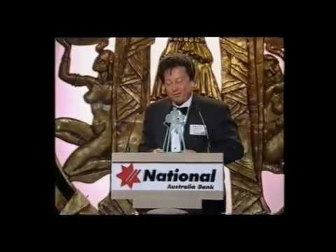 1993 Ethnic Business Awards Winner – Manufacturing Category – Wide Bay Brickworks – Sante Troiani