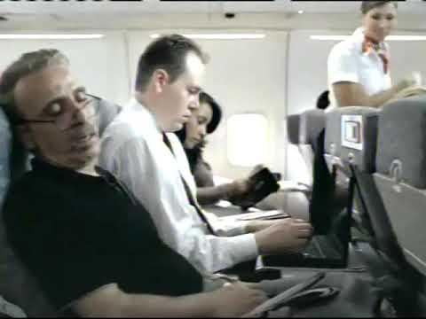 2007 - Heineken Ad - Keg on a plane!