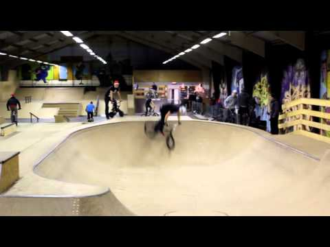 FOCUS on Dunkerque Indoor Skatepark