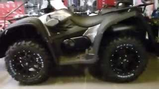 6. Kymco MXU 500 DX 34 Hp 94 Km/h 2012 Quad * see also Playlist