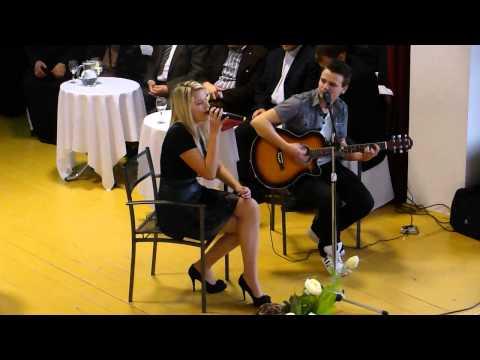 2014 - Spevácke vystúpenie študentov na konferencii