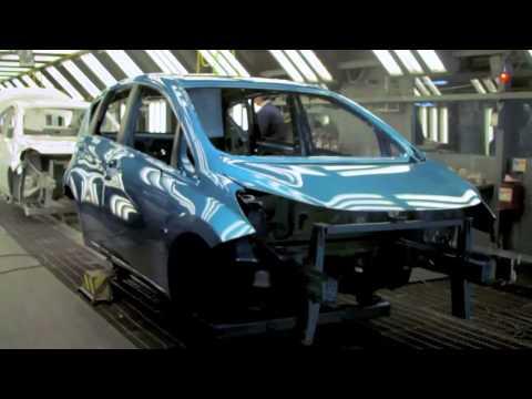 Nissan Note 2014 Inicio de producción