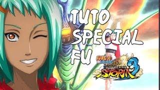 Naruto Storm 3   Tuto Spécial Fû