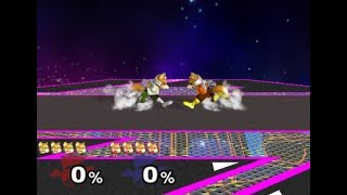 SmashBot vs SmashBot