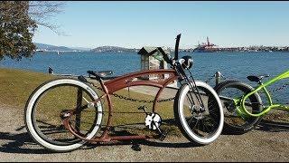 7. TOBY'S CUSTOM BIKE - TANGO BY RUFF CYCLES