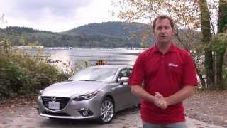 2014 Mazda 3 Video Review