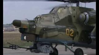 Mi-28N (part. 2) Defense system, design