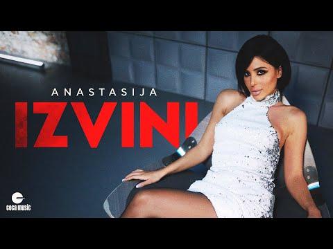 Izvini - Anastasija - nova pesma, tekst pesme i tv spot