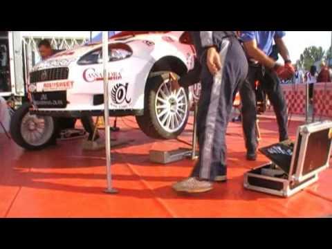 Rally PREŠOV 2009 CLIP