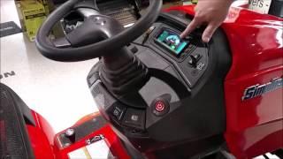 4. Simplicity Lawn Tractors - Premium Lawn Equipment