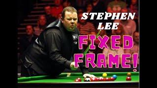 Snooker UK Championship 2008 R1 S Hendry V S Lee - Fixed Frame 1