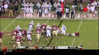 Denzel Perryman vs Florida State (2013)