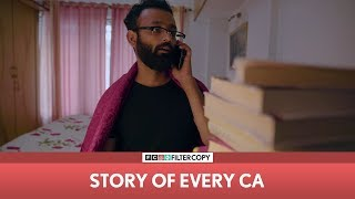 Video FilterCopy | Story Of Every CA | Ft. Be YouNick (BYN) MP3, 3GP, MP4, WEBM, AVI, FLV Mei 2018