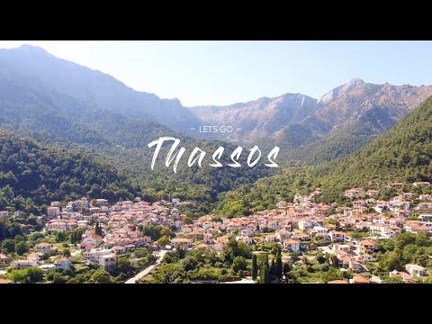 Thassos Drone 4K